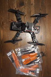 Drohne Quadrocopter Night Hawk 250