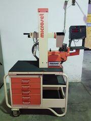 Gildemeister Microset EGS 2040-002 Werkzeugvoreinstellgerät