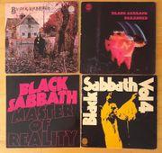 Black Sabbath Sammlung