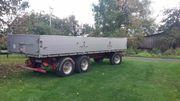LKW-Anhänger, Traktor-