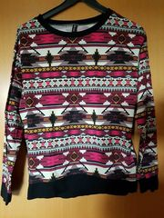 Sweatshirt v H M