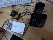 schnurloses Telefon mit AB Philips