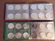 10 Euro Gedenkmünzen 76 Stück