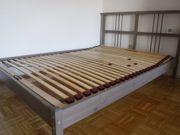 Verkaufe Bett mit