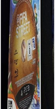PS3 FIFA Street Spiele