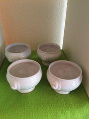 Weißwurst-Tassen mit