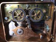 Zeitschaltuhr. ANTIQUITÄT. 1870er
