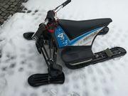 2stück Skibob schibob snowbike