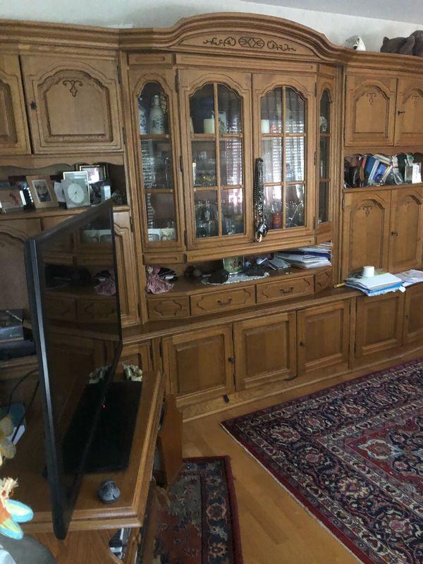 Perfekt Eiche Rustikale Möbel Echtholz