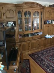 Eiche rustikale Möbel Echtholz