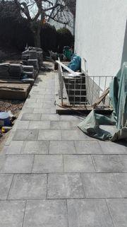 Terrassenplatten Diephaus