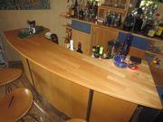 Massivholz-Platte, Bar-
