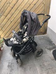 TEUTONIA COSMO Kinderwagen TOP-Zustand mit