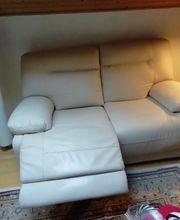 Relax Couch mit Restgarantie zu