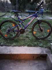 Mountainbike Fahrrad ist wie neu