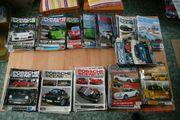 Zeitschrift Porsche Szene