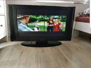 Fernsehen Funai mit Bildstörungen