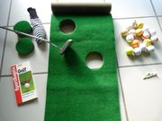 ZEBRA Golf Putter mit INDOOR