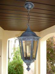 Lampe im landhausstil haushalt m bel gebraucht und for Komplette wohnzimmereinrichtung