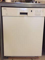 Siemens Spülmaschine zu