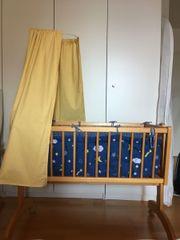 Stubenwagen/Babywiege zu