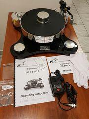 Plattenspieler Transrotor ZET 1 mit