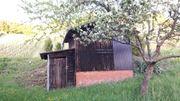 Gartenhaus mit Streuobstwiese zu verpachten
