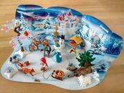 Playmobil 9008 Adventskalender Eislaufprinzessin im