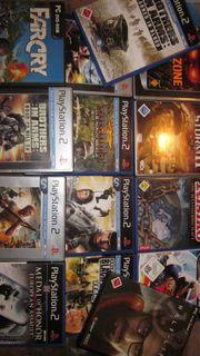 PS2 Spieleangebot !!!