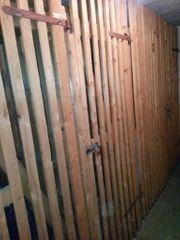 Keller Abstellraum als Lagerfläche
