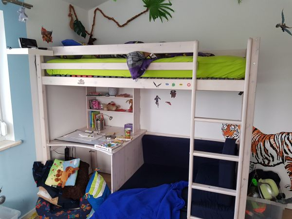 Thuka Etagenbett Mit Rutsche : Thuka hochbett kinder in eschenbach jugendzimmer kaufen