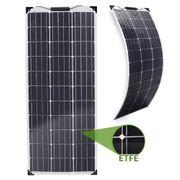 100W MPPT Solarset mit EINBAU