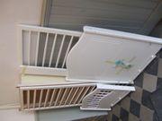 Sauthon Premium Kinderbett Weiß Bett