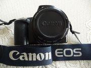 Canon EOS 1000 F mit