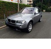 BMW X3 VOLLAUSSTATTUNG