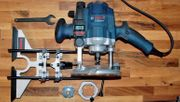 Oberfräse Bosch GOF 1250 LCE -