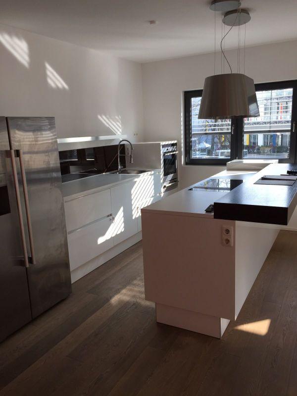Küche Braunschweig design küche weiß mit insel und top ausstattung in braunschweig