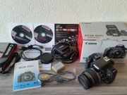 Canon 450d inkl