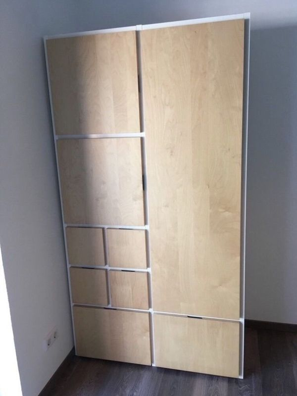 Ikea Rakke Kleiderschrank in Mannheim - IKEA-Möbel kaufen und ...