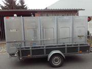 5 X 1000 Liter Dehoust