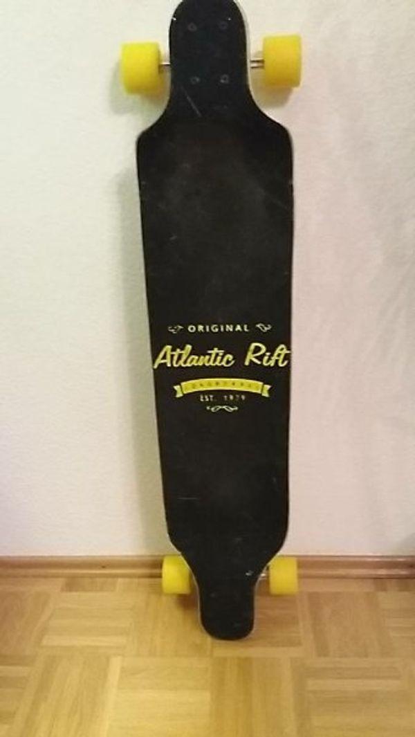 Longboard » Skaten, Rollen