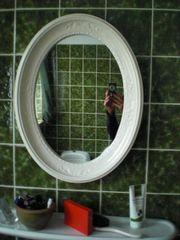 Antiker Stuckspiegel
