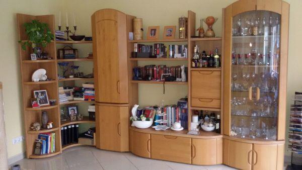 Kompletes Wohnzimmer » Wohnzimmerschränke, Anbauwände