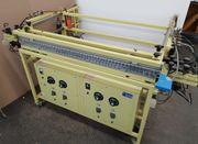 Biegemaschine für Plexiglas REICHEL BUBENHEIMER