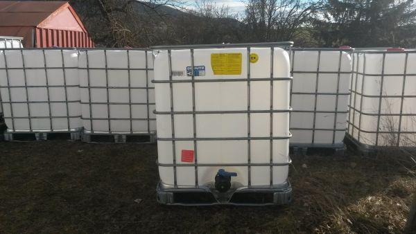 Ibc Container 1000l Liter Wassertank Regenwassertank In Bettenhausen
