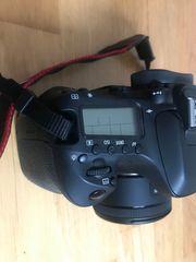 Spiegelreflex Canon EOS 80D 10