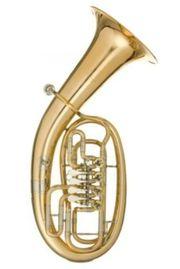 Melton Meisterwerk Tenorhorn MWT24-L Goldmessing