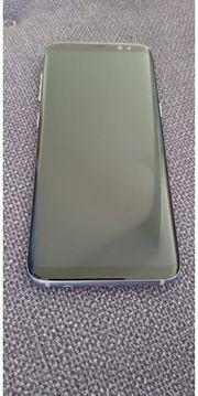 Verkaufe Samsung S8 orchid grey