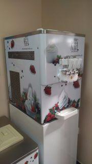 Hochwertige Softeismaschine Eismaschine