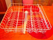 Geschirrkörbe mit Besteckkasten für Geschirrspüler